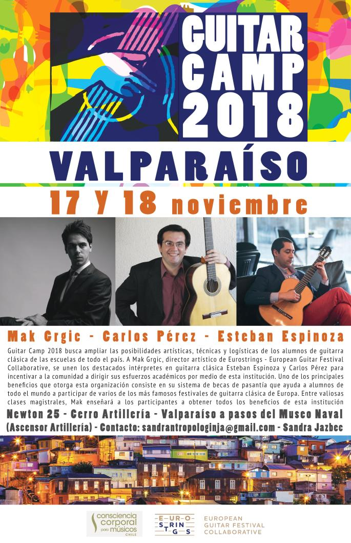 GC2018 - Valparaíso